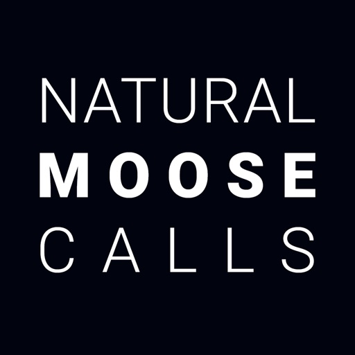 Natural Moose Calls