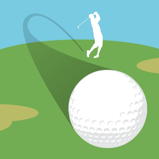 The Golf Tracer icon