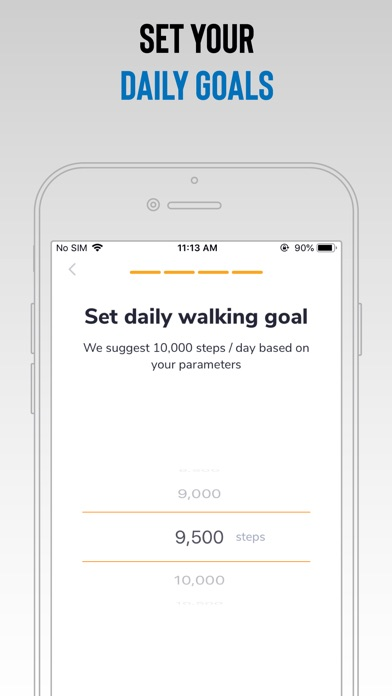 Download BetterMe: Walking & Weightloss for Pc