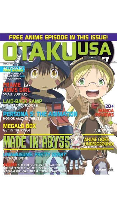 Otaku USA Magazineのおすすめ画像10