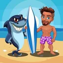 Shark Surfer - No Escape