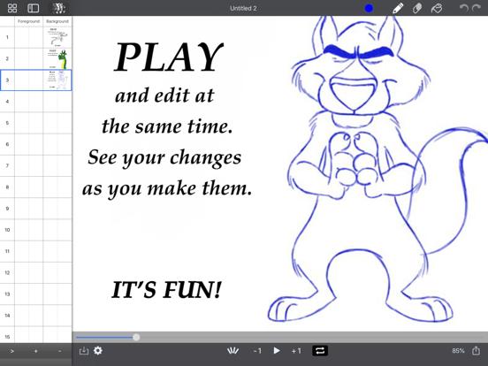 DigiCel FlipPad Animation App - Animate Like a Professional Animator screenshot