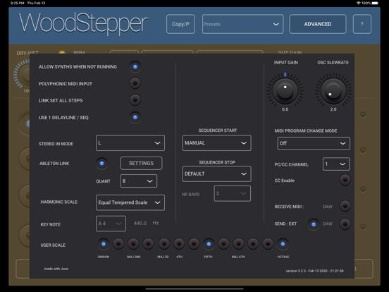 WoodStepper