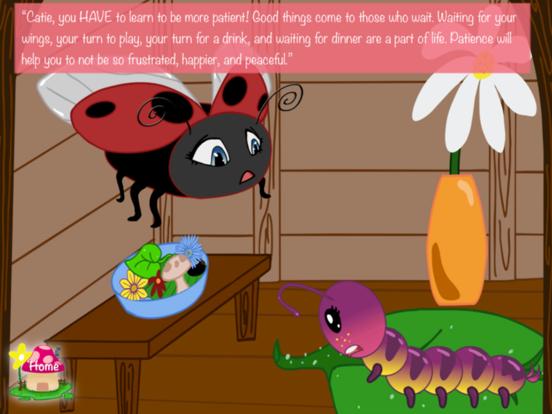 Ipad Screen Shot Lulu & the Crazy Caterpillar 3
