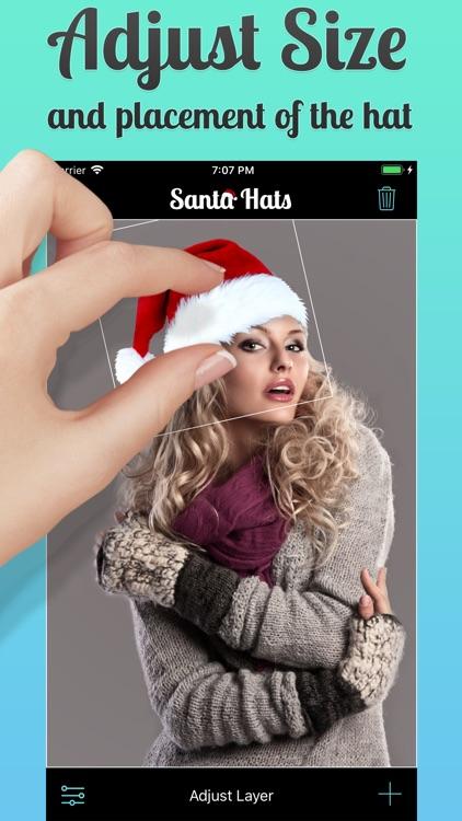 Santa Hats 2