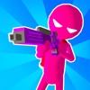 Paintman 3D - Stickman shooter - iPhoneアプリ