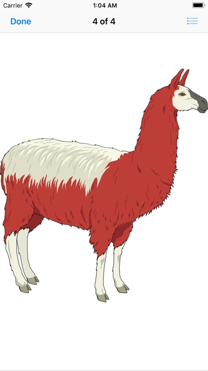 Lotsa Llama Stickers screenshot-4