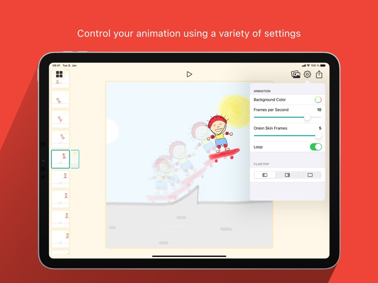 FlipKit - Flipbook Animations screenshot-3