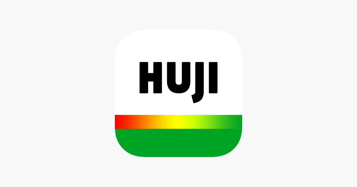 Huji Cam on the App Store