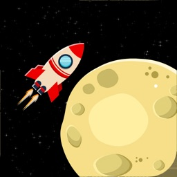 Space Game: Rocket & Asteroids