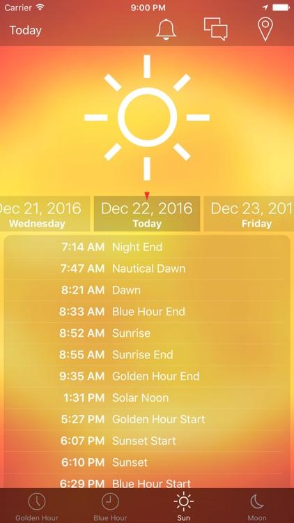 Golden Hour! screenshot-4