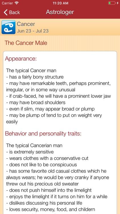 Astrologer : Zodiac Signs screenshot-4