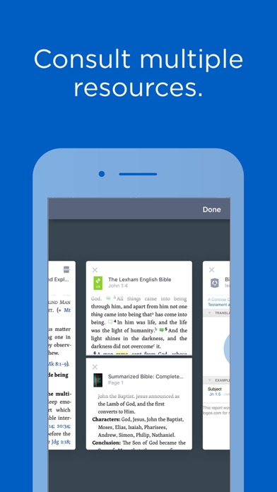 Top 10 Apps like Bible@ for iPhone & iPad