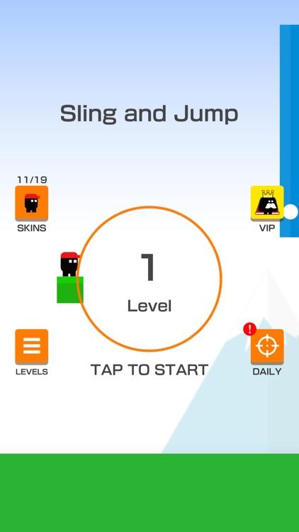 Sling and Jump screenshot-0