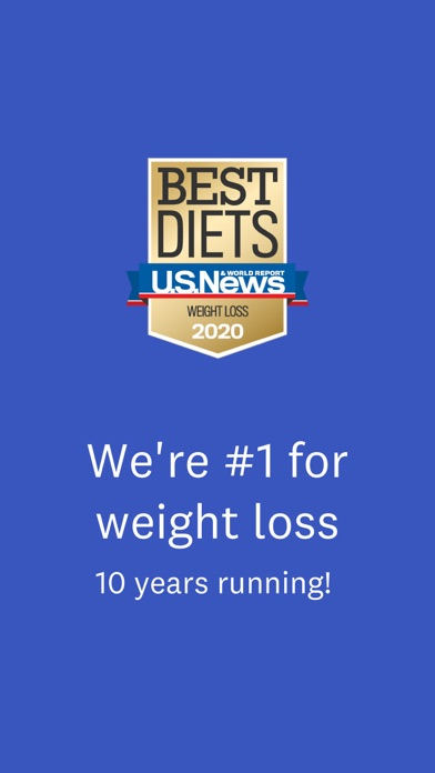 WW Weight Watchers Reimagined Screenshot