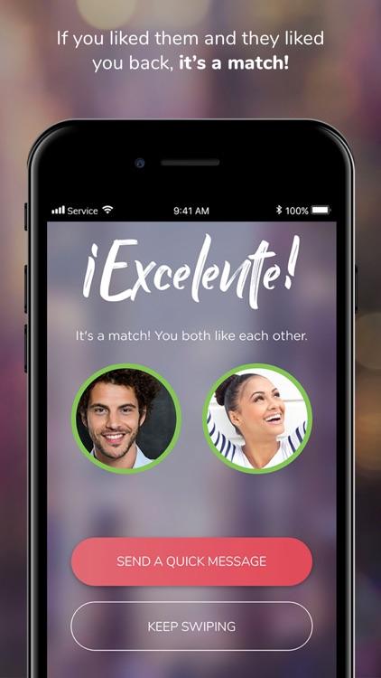 Chispa - Look. Match. Chat. screenshot-3