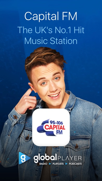 Capital FM screenshot one