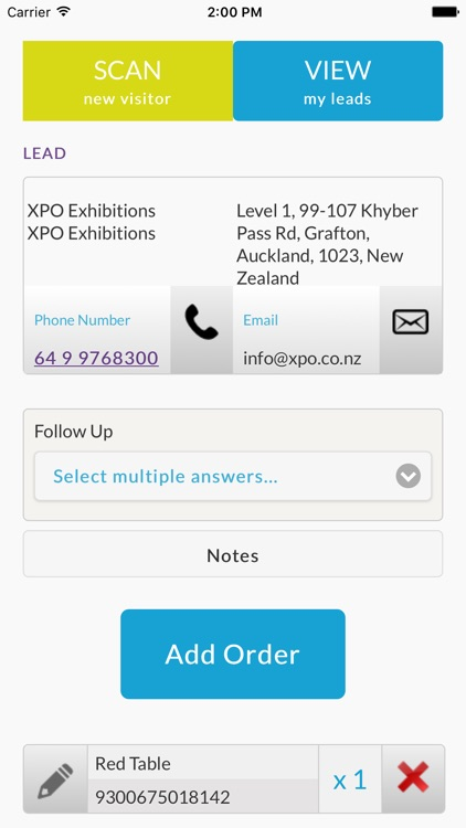 XPO Leads screenshot-3