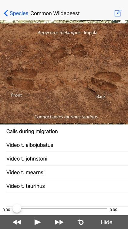 Stuarts' African Mammals screenshot-3