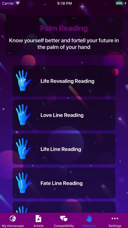 Horoscope 2019! screenshot-7