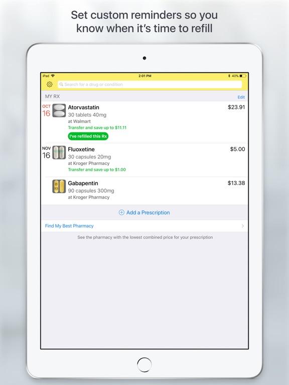 d7d8e9fcc80f ... GoodRx Save On Prescriptions screenshot