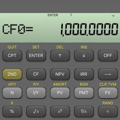 BA Financial Calculator (PRO)