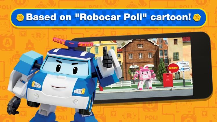 Robocar Poli Rescue Super Cars screenshot-6