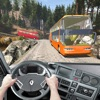 オフロードドライブシムの観光バス