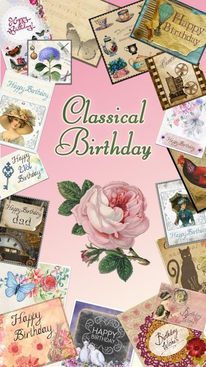 Classical Birthday screenshot-0