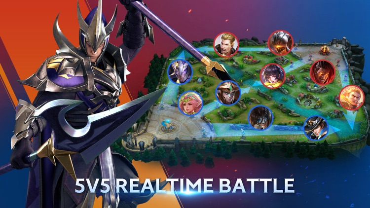 Arena of Valor:5v5 Battle screenshot-3