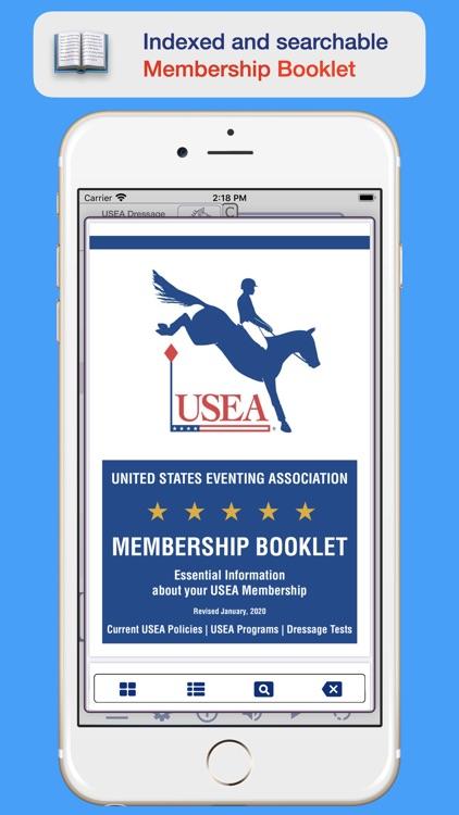 TestPro USEA and USEF Eventing screenshot-8