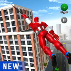 Flying Spider Superhero Mafia