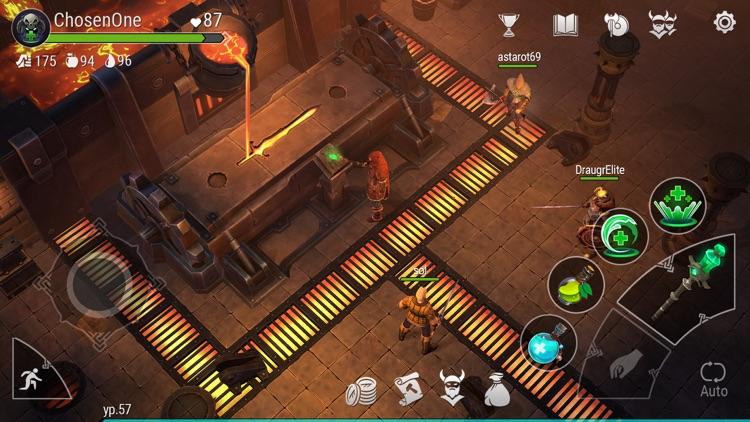 Frostborn: Coop Survival screenshot-4