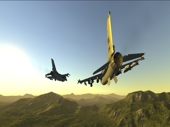 Armed Air Forces - Jet Fighterのおすすめ画像1
