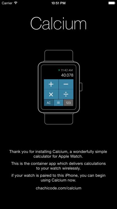 Calcium: アップルウォッチ用電卓のおすすめ画像2
