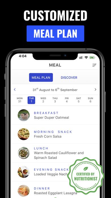 自宅での30日間のフィットネス減量チャレンジアプリのおすすめ画像5