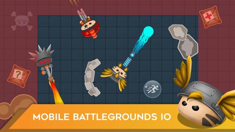 Mobg.io Survive Battle screenshot-0