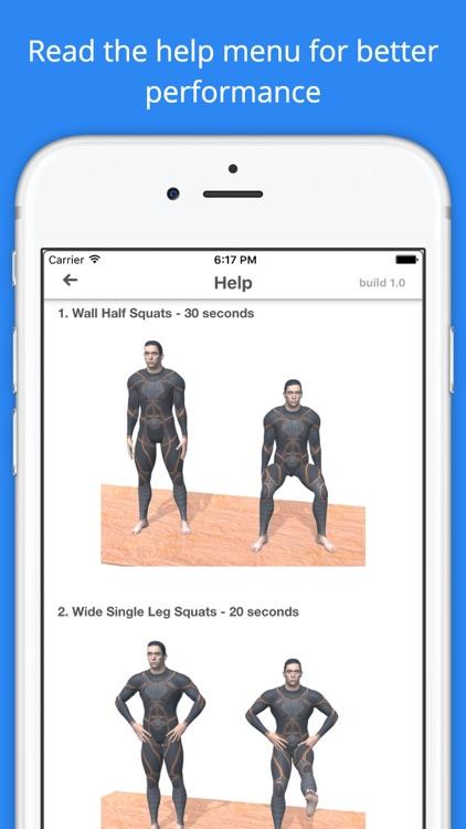 11 min Knee Pain Relief screenshot-4
