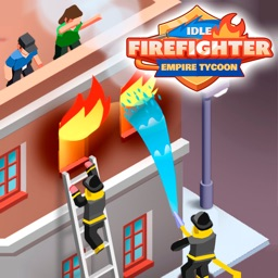 Idle Firefighter Empire Tycoon