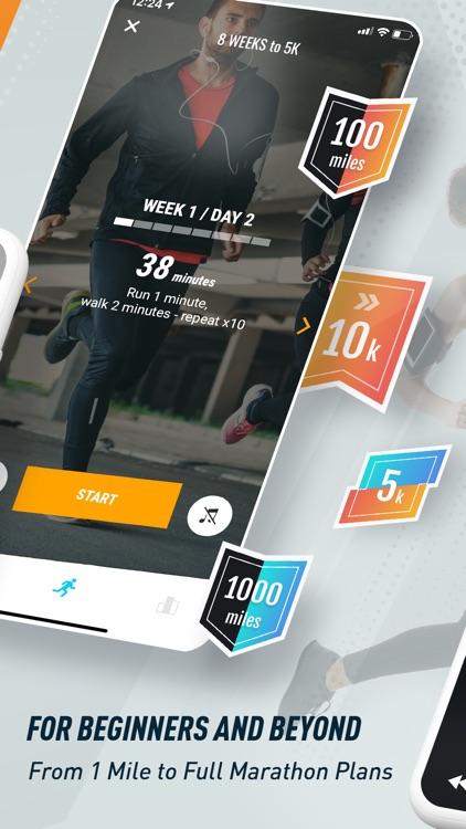 Running Trainer 5K Running App screenshot-4