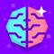 App Icon for Memoristo: Brain & Mind games App in Denmark IOS App Store