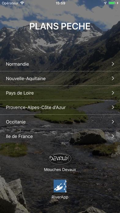 PLANS-PECHE en FRANCE