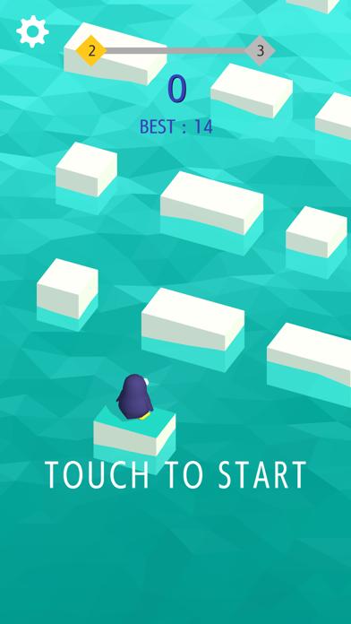 Penguin Jump! screenshot 1