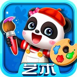 Baby Panda Dress Up&Paint Game