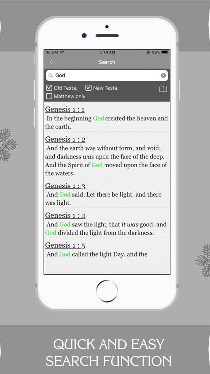 KJV Bible Dictionary - Offline screenshot-3