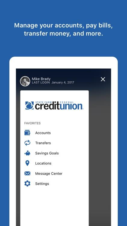 State Farm Fed Credit Union