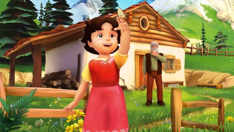 Heidi: Mountain Adventures screenshot-0