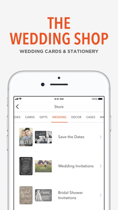 Screenshot for Shutterfly: Prints & Gifts in United States App Store
