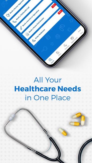 Vezeeta - Doctors & PharmacyScreenshot of 1