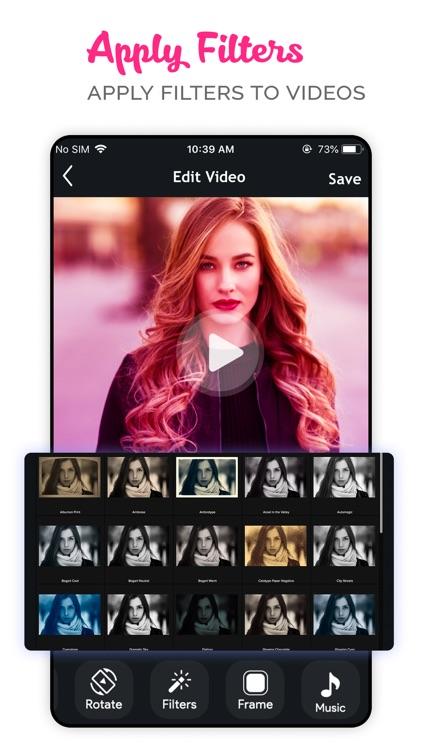 Video Cut & slow-mo screenshot-4